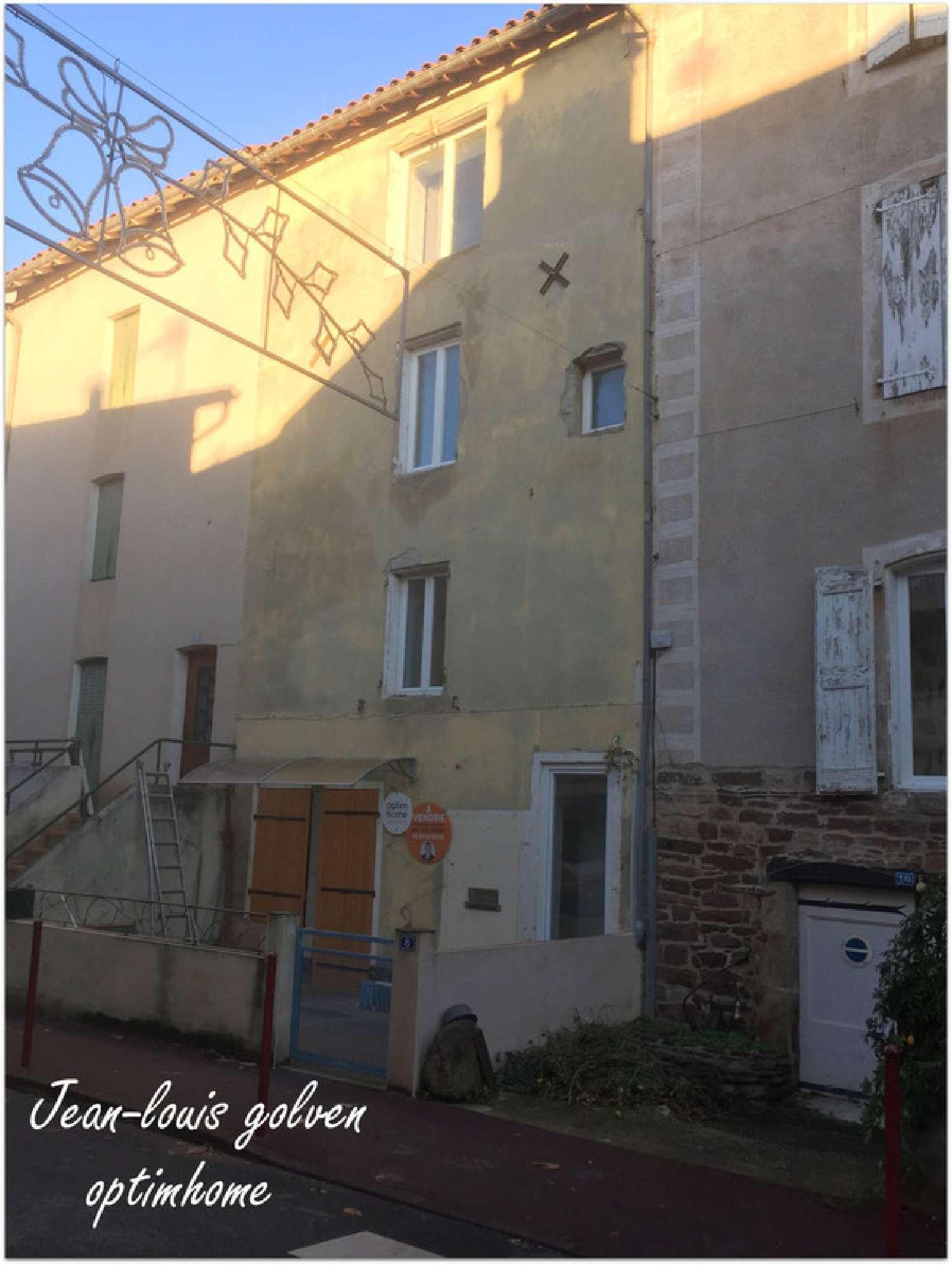 for sale village house Vabres-l'Abbaye Midi-Pyrénées 1