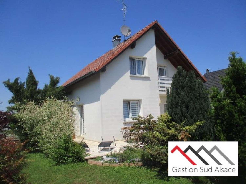 Hésingue Haut-Rhin huis foto 4879031