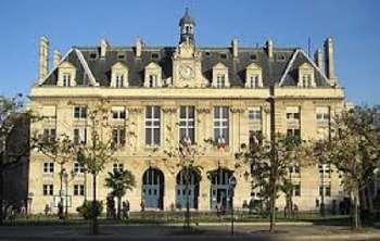 Paris 13e Arrondissement Paris (Seine) Haus Bild 4858136