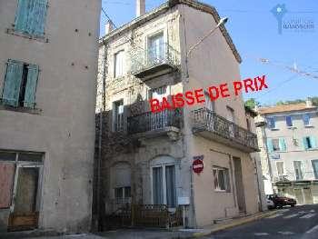 Saint-Sernin Ardeche maison foto