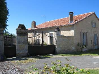 Ronsenac Charente huis foto 4881542
