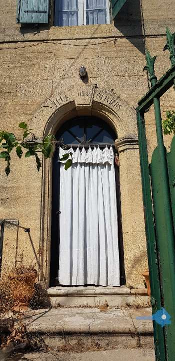 Uzès Gard huis foto