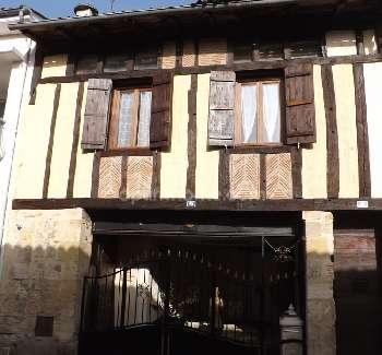Sainte-Foy-la-Grande Gironde Stadthaus Bild 4842566