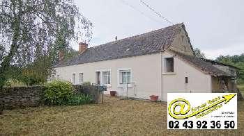 La Flèche Sarthe Haus Bild 4942765