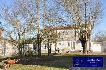 Aubeterre-sur-Dronne Charente huis foto 4942292