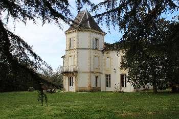 Montcaret Dordogne Landgut Bild 4943923