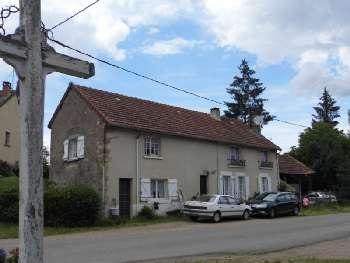 Pouques-Lormes Nièvre ferme photo 4911469
