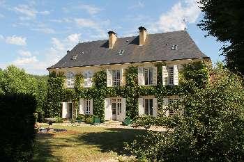 Bergerac Dordogne landgoed foto 4943718