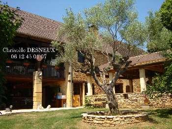 Sarlat-la-Canéda Dordogne huis foto 4899481