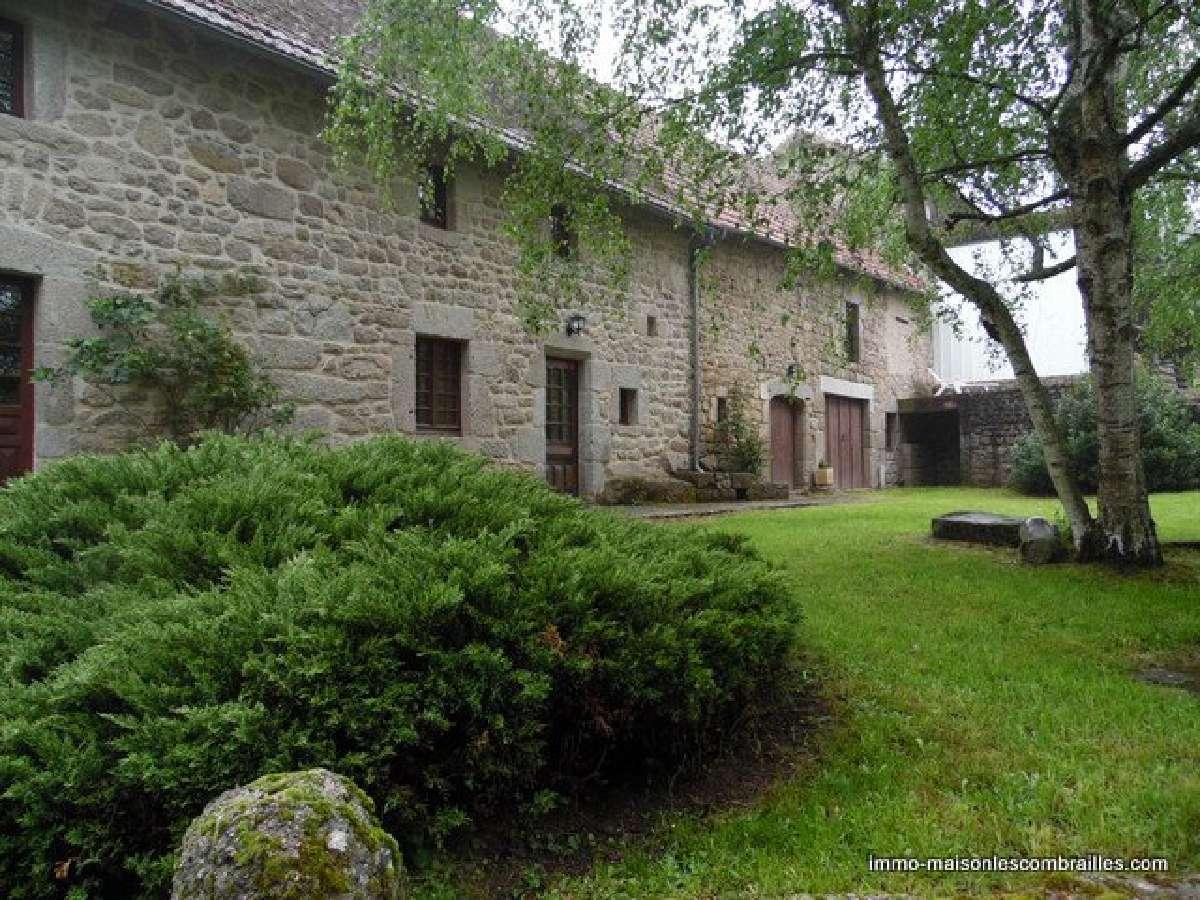 maison à vendre Basville, Creuse (Limousin) photo 5