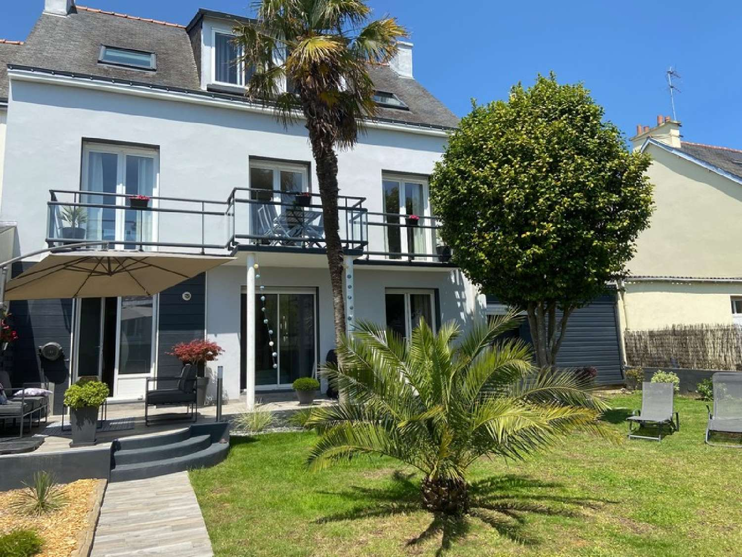 for sale city house Lanester Brittany 1