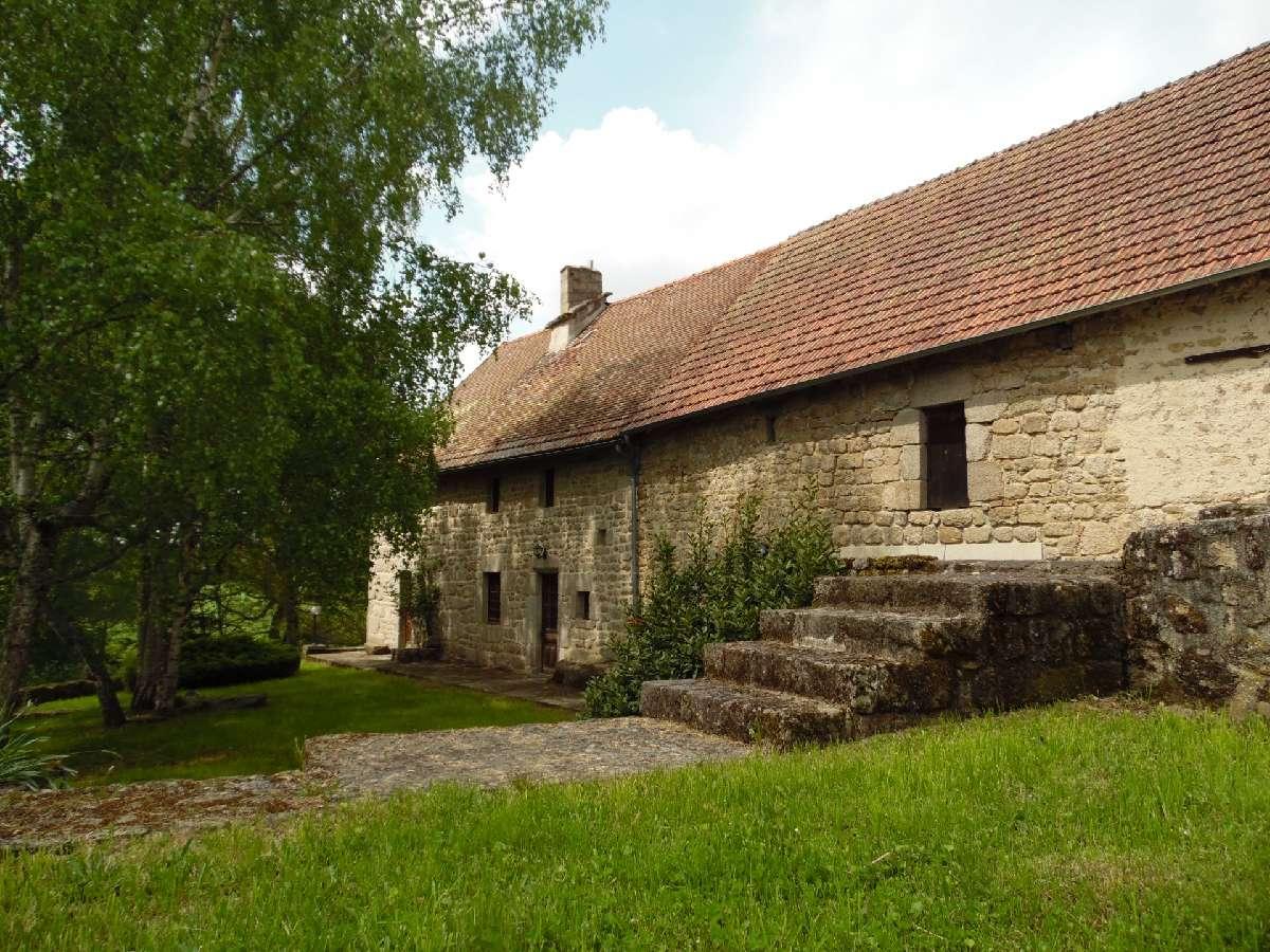 maison à vendre Basville, Creuse (Limousin) photo 2