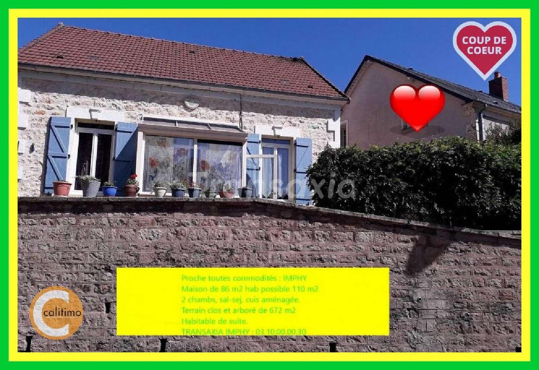 Imphy Nièvre Haus Bild 4975876