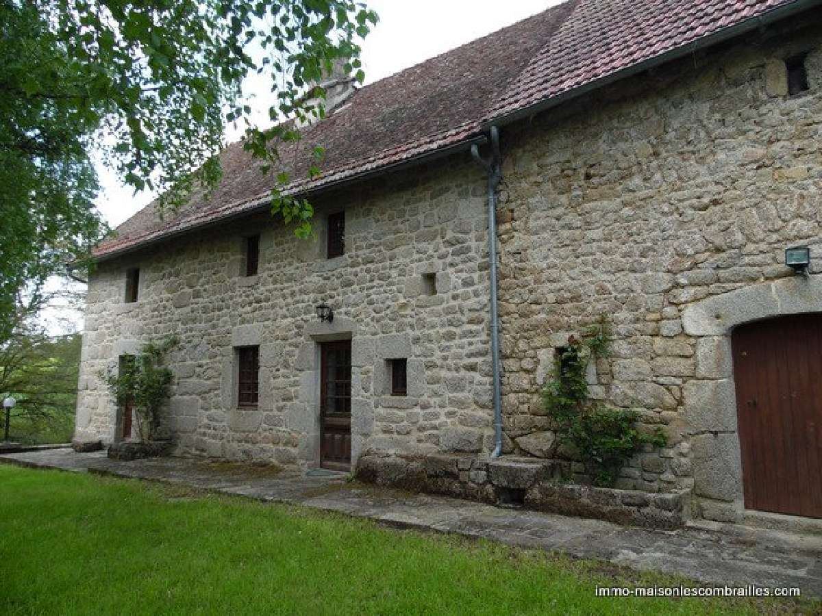 house for sale Basville, Creuse (Limousin) picture 4