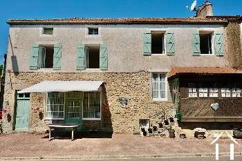 Saint-Sernin-du-Plain Saône-et-Loire Haus Bild 4970804