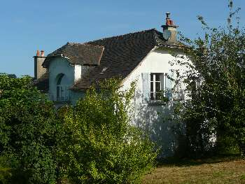 Rieupeyroux Aveyron dorpshuis foto 4971072
