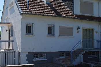 Marange-Silvange Moselle Haus Bild 4974738