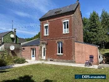 Béthencourt-sur-Mer Somme maison photo 5026564