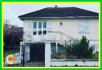 Les Aix-d'Angillon Cher huis foto 4975891