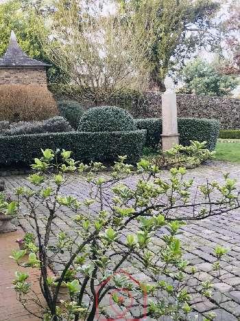 Dinan Côtes-d'Armor landgoed foto 4970652
