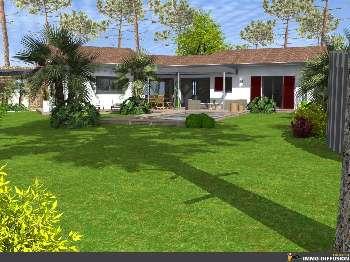 Hossegor Landes Haus Bild 4991679