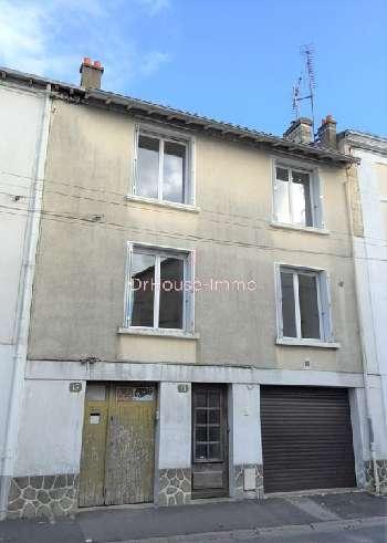 Niort Deux-Sèvres stadshuis foto 4976228