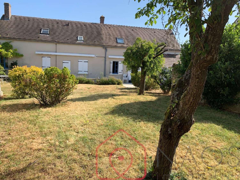 Saint-Pierre-lès-Nemours Seine-et-Marne maison photo 5053411