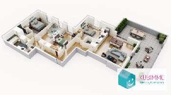 Cergy Val-d'Oise appartement foto 5055559