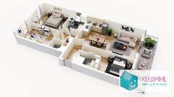 Cergy Val-d'Oise appartement foto 5055561