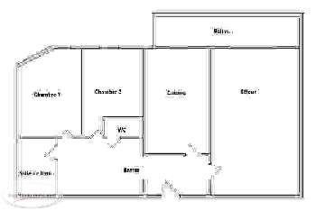 Toulouse 31500 Haute-Garonne appartement foto 5056915