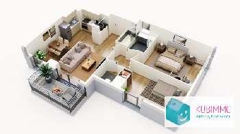 Cergy Val-d'Oise appartement foto 5055560