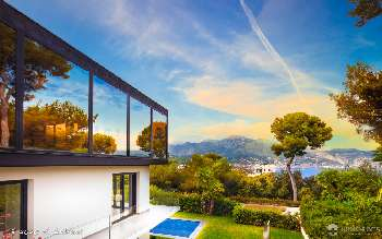 Roquebrune-Cap-Martin Alpes-Maritimes villa picture 5056192