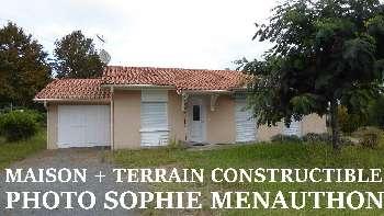 Narrosse Landes huis foto 5041652
