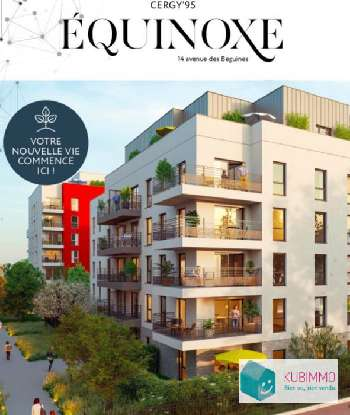 Cergy Val-d'Oise appartement foto 5055558