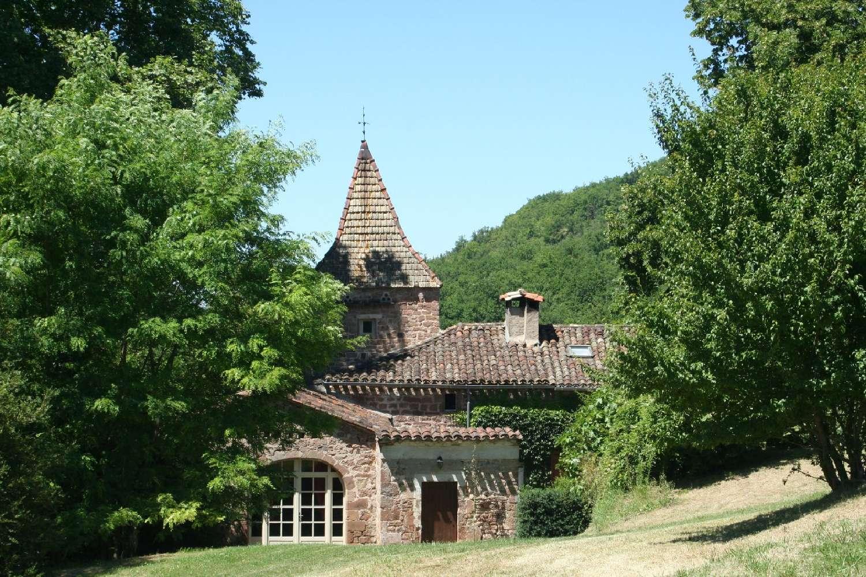 gîtes/ chambres d'hôtes te koop Lacapelle-Ségalar, Tarn (Midi-Pyrénées) foto 10