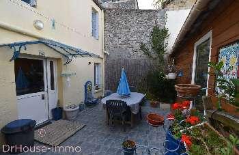 Isigny-sur-Mer Calvados stadshuis foto 5146658