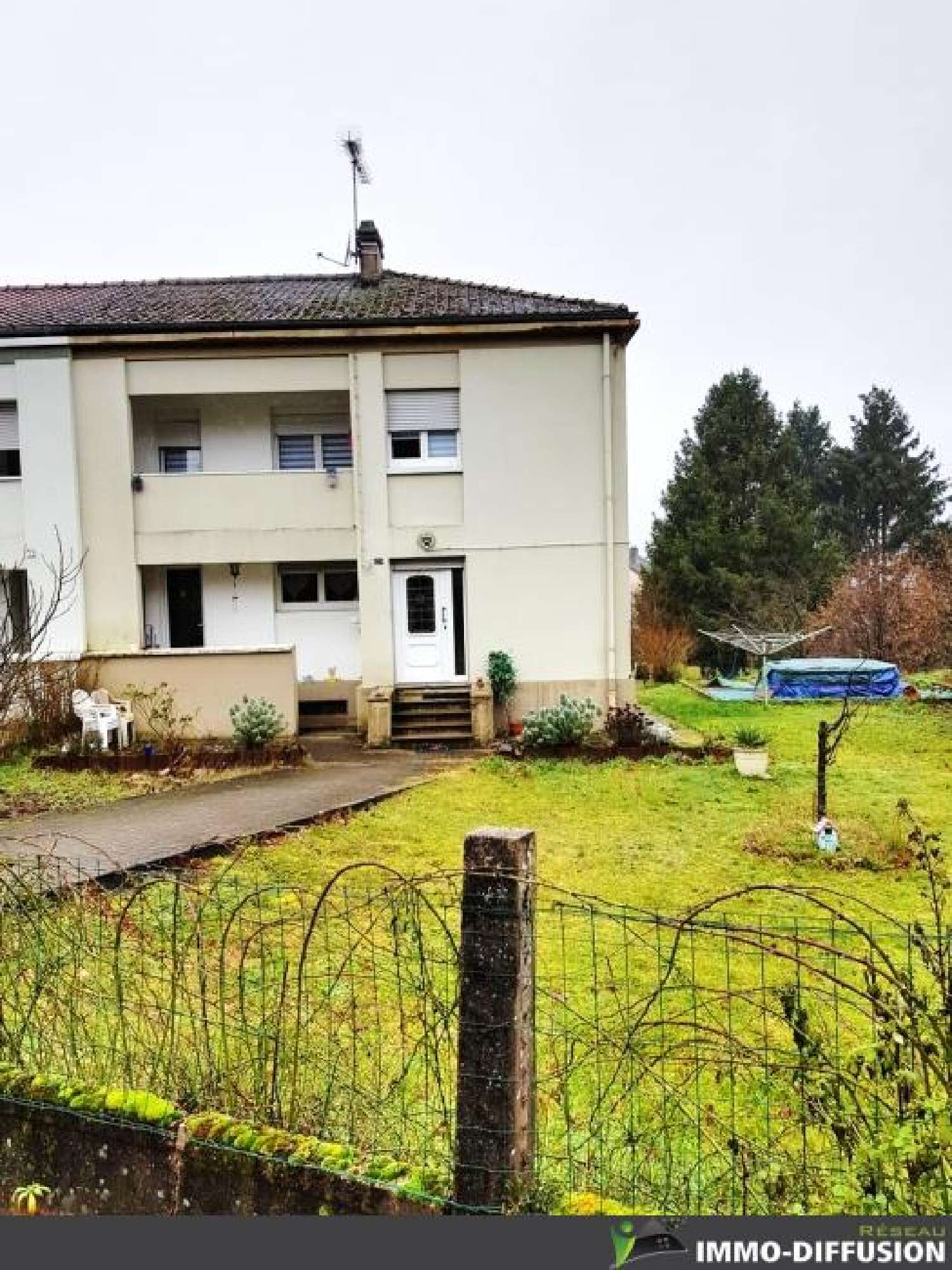 Forbach Moselle huis foto 5404199