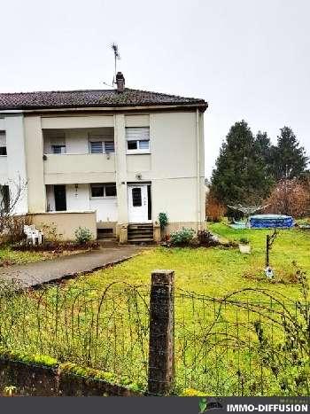 Forbach Moselle Haus Bild 5404199