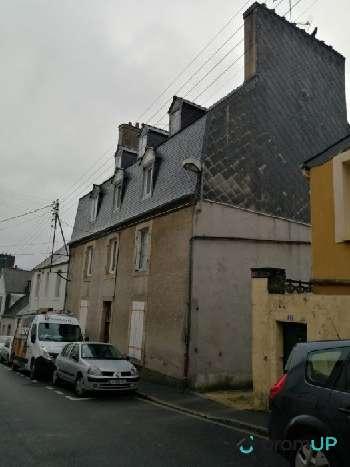 Morlaix Finistère Haus Bild 5410059