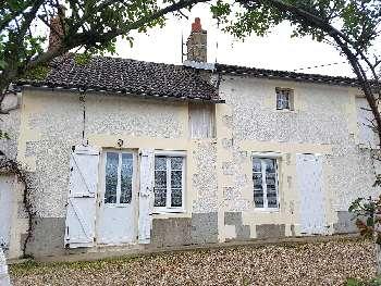 La Puye Vienne Haus Bild 5404790