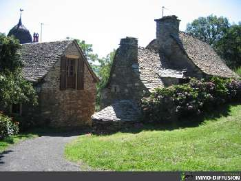 Castelnau-de-Mandailles Aveyron huis foto 5376254