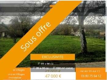 Villers-Bouton Haute-Saône terrain picture 5383259