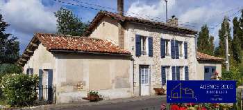 Baignes-Sainte-Radegonde Charente maison photo 5790776