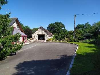 Les Chapelles Mayenne landgoed foto 5795307