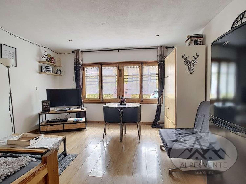 Saint-Jean-d'Aulps Haute-Savoie appartement foto 5482746