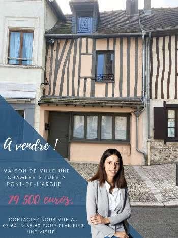 Pont-de-l'Arche Eure huis foto 5481595