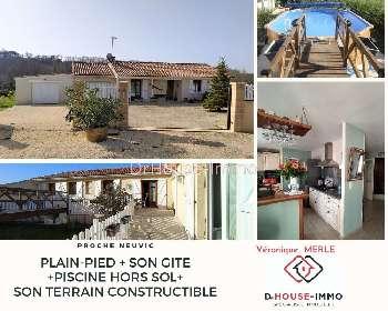 Neuvic Dordogne maison photo 5473546