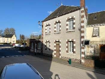 Bellême Orne dorpshuis foto 5473888