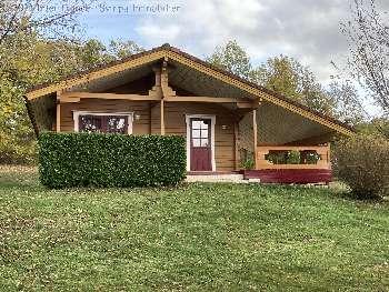 huis, Touzac, Lot