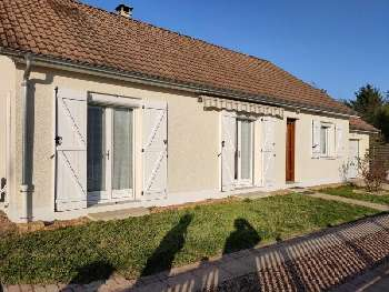 Varennes-Vauzelles Nièvre huis foto 5551374